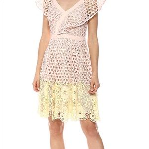 Donna Morgan lace dress. Never worn.